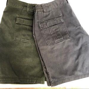 LITTLETON-Men's shorts.